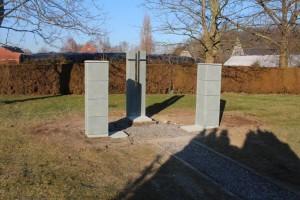 """Urnengrabanlage auf dem """"Alten Friedhof"""" in Dinker"""