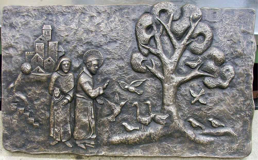 franziskusreliefs-St-michaelkapelle-in-udberg